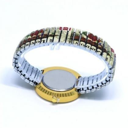 London Stainless Steel Band Unisex ..