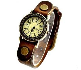 Vintage Leather Band..